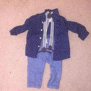 Baby Boy H&M outfit